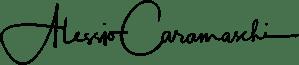 il Blog di Alessio Caramaschi Logo